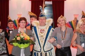 Prinzenproklamation 2014