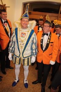 Prinzenproklamation 2016
